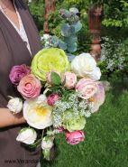 Букеты на заказ из искусственных цветов